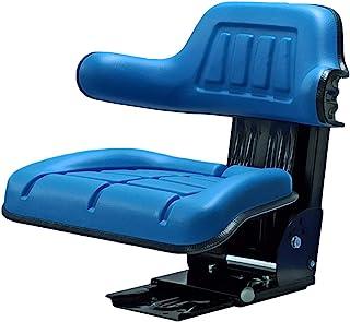 Tractorzitting sleepperszitje New Holland Ford oldtimer zitting PVC blauw passend