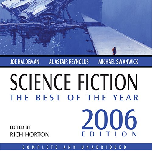 Science Fiction: The Best of the Year 2006 audiobook cover art
