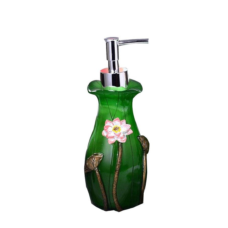 保護繊細欺くせっけん ソープディスペンサープレスボトルクリエイティブワンハンドサニタイザーボトル空のボトルプレスボトルサブボトルシャンプーフェイシャルクレンザーシャワージェルボトル260ml B