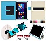 reboon Hülle für Acer Aspire Switch 10 V Tasche Cover Case Bumper | in Beige | Testsieger