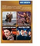 TCM Greatest Classic Legends Film Collection: Burt Lancaster (Local Hero / The Flame and the Arrow / Executive...