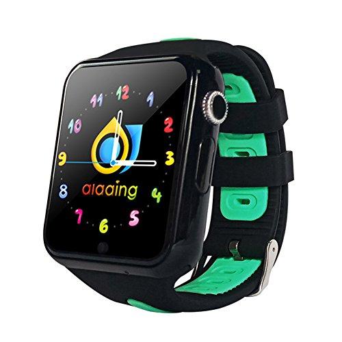 RedshooeYY Kids Smart Watch V5K GPS Sport Kinder Smart Watch wasserdichte Baby Telefon Unterstützung SIM Kamera