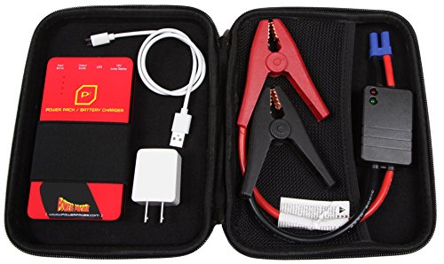 Find Discount POWER PROBE Battery Jumper and Power Pack - Red (PPBJP01GS) [Car Test Tool, 12V Emerge...