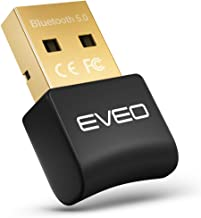 Bluetooth Adapter for PC - Bluetooth 5.0 Adapter for Windows 10/8/7/XP for Desktop, Laptop, Mouse, Keyboard, Headset, Spea...