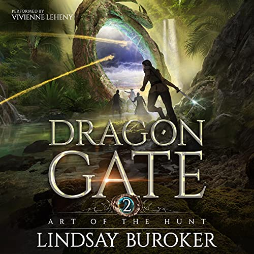 Art of the Hunt: An Epic Fantasy Adventure (Dragon Gate, Book 2)