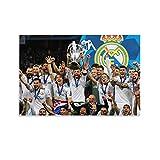 KKMM Fußballposter Sergio Ramos, großer Fußballspieler