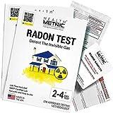 Radon Test Kit for Home - Easy to Use Charcoal Radon...