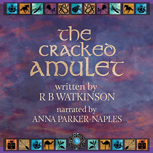 The Cracked Amulet cover art