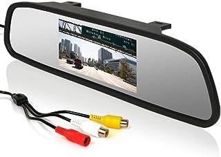 "4.3"" TFT LCD Car Monitor Rear View Monitor/Mirror Color Screen"