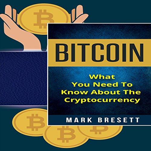 Bitcoin audiobook cover art