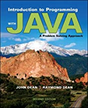 Best introduction to programming with java: a problem solving approach Reviews