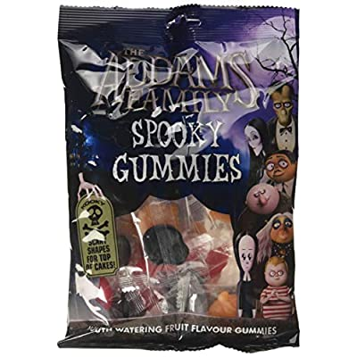 rose addams family trick or treat gummy bag 150g Rose Addams Family Trick or Treat Gummy Bag 150g 51rr0Pgd12L