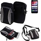 K-S-Trade pour LG Electronics Harmony 2 Étui De Protection á Bandoulière Sac D'épaule Holster Smartphone Coque Housse Pochette...