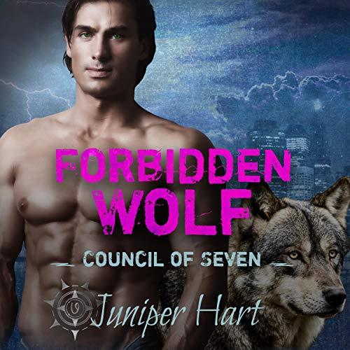 Forbidden Wolf audiobook cover art