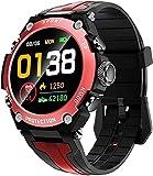 ZWG Reloj inteligente Bluetooth Music Height Buceo Reloj IP68...