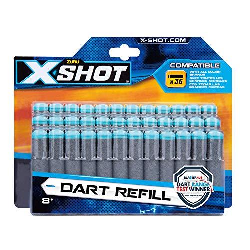 X Shot Dart Refill - 36 Pack By ZURU