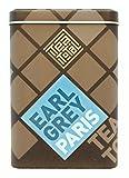ティートータル アールグレイ パリス 三角ティーバッグ 20包入り缶 ニュージーランド産 (紅茶 フレーバーティー)