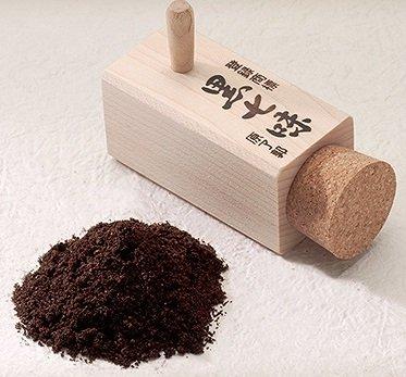 原了郭『黒七味木筒』