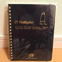Rollbahn ロルバーン ノート L エジプト展 メジェド 紺