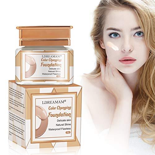 Base Líquida,Base de Maquillaje,Hidratante Líquido Base,Base de maquillaje Cobertura completa Nuevo,Concealer Cover...