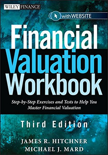 Financial Valuation Workbook: Step-by-Step Exercises and Tests to Help You Master Financial Valuation (Wiley Finance Editions, Band 546)
