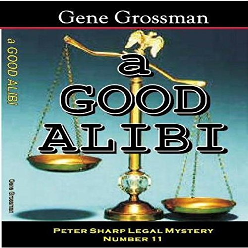 A Good Alibi  By  cover art