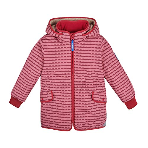 Finkid Ella Soft, 110/120 Kinder, Pebbles Rose/Persian red