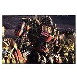 Transformers Rompecabezas de 1000 Piezas para Adultos, niños, diversión Familiar para Adultos, Adolescentes, Juguetes de Entretenimiento para el hogar de Bricolaje