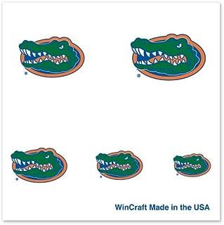 NCAA University of Florida Fingernail Tattoos, Black