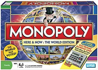 Best hasbro monopoly here and now game Reviews
