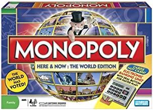 Best electronic monopoly world edition Reviews