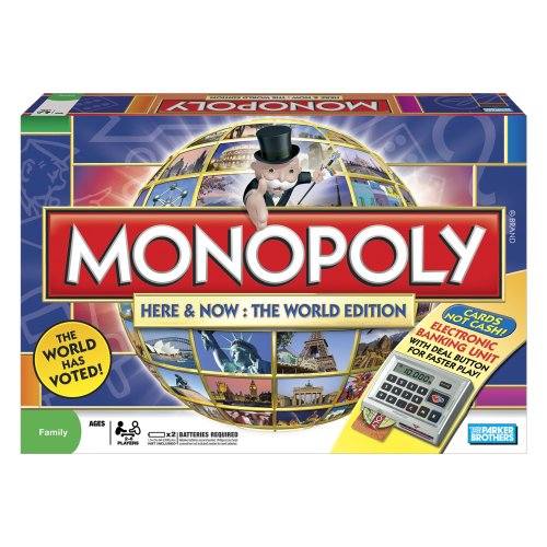Monopoly Here and Now : The World Edition