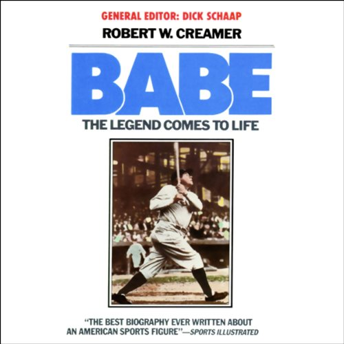 Babe audiobook cover art