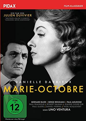 Marie-Octobre / Hochspannender Kriminalfilm mit großartiger Besetzung (Pidax Film-Klassiker)
