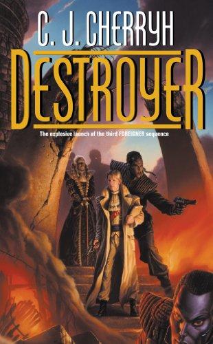 Destroyer (Foreigner series Book 7)