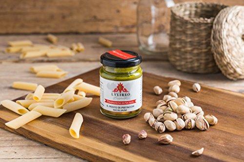 Pesto di Pistacchio Sicilia, 70% Pistacchio Gr.90