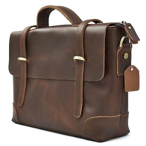 21f8a99c961 Betterlife Men's Leather Handbag Clutch Bag Long Wallet Color Black2 Large