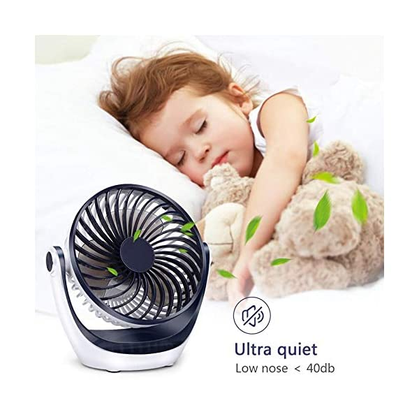 Ventilador-de-escritorio-Ventilador-de-mesa-pequeo-con-fuerte-flujo-de-aire-Ventilador-porttil-ultra-silencioso-Velocidad-ajustable-Cabeza-ajustable-Mini-ventilador-giratorio-de-360–16-16-cm
