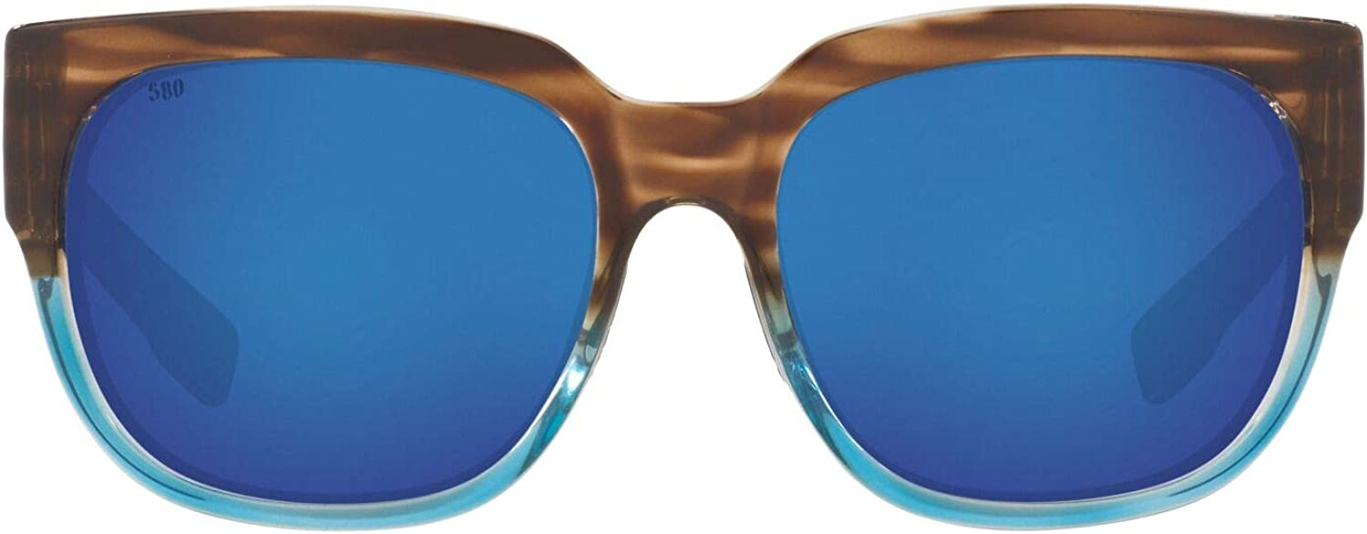 Costa Del Mar Women's Waterwoman Ranking TOP19 2 Sunglasses Round Cheap mail order specialty store