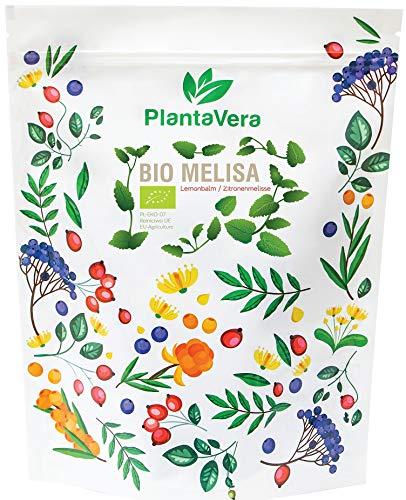BIO Melisa, Té Herbal de Toronjil Orgánico (Melissae officinalis) 300g