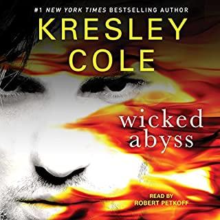 Wicked Abyss audiobook cover art