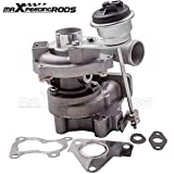 maXpeedingrods Turbo KP35 Turbocharger para Coche, Turbina Turbocompresor de Alto Rendimeinto, Turbolader para Clio II Kangoo 1.5 dCi 1.5L KP35 54359700002 2000-2005