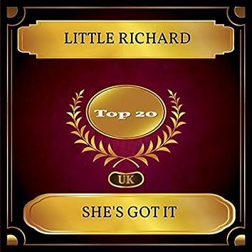 She's Got It (UK Chart Top 20 - No. 15)