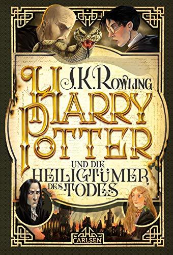 Harry Potter und die Heiligtümer des Todes (Harry Potter 7)