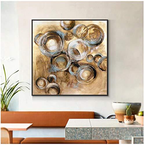 cuadros decoracion salon Pintura abstracta de copas de vino tinto 100% pintura al óleo pintada a mano sobre lienzo Naturaleza muerta moderna Pintura de arte de pared para decoración del hogar 19.7x27