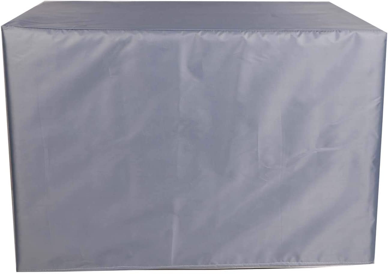 WZDD Patio Furniture Cover Sets 48Lx24Wx29H Poly 420D in Oxford Special Campaign Deluxe