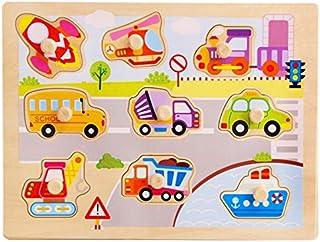 WUJINJ Kinder Digital Color Cognitive Spielzeug Cartoon