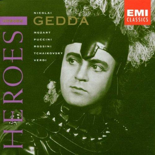 Opera Heroes - Nicolai Gedda