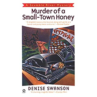 Murder of a Small-Town Honey cover art