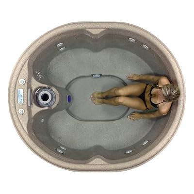 Lifesmart Rock Solid Luna Spa with Plug & Play Operation